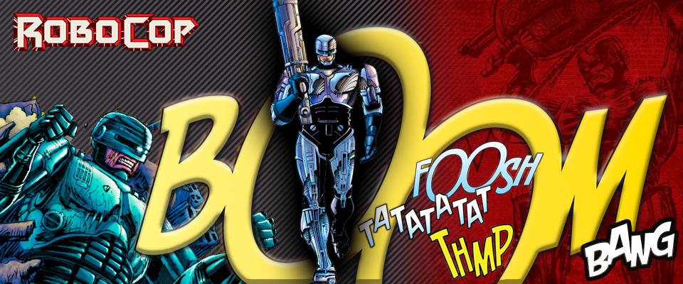 Robocop secondo Frank Miller, dal fumetto al cinema!
