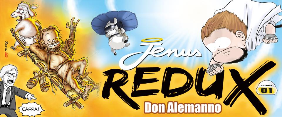 Jenus di Nazareth – Redux vol.01