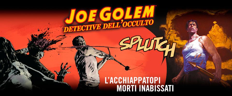 Joe Golem – Detective dell'occulto Volume 1