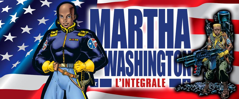 Martha Washington – L'integrale