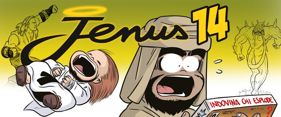 Jenus di Nazareth vol.14