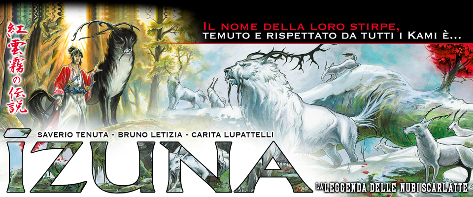 Izuna volume 1