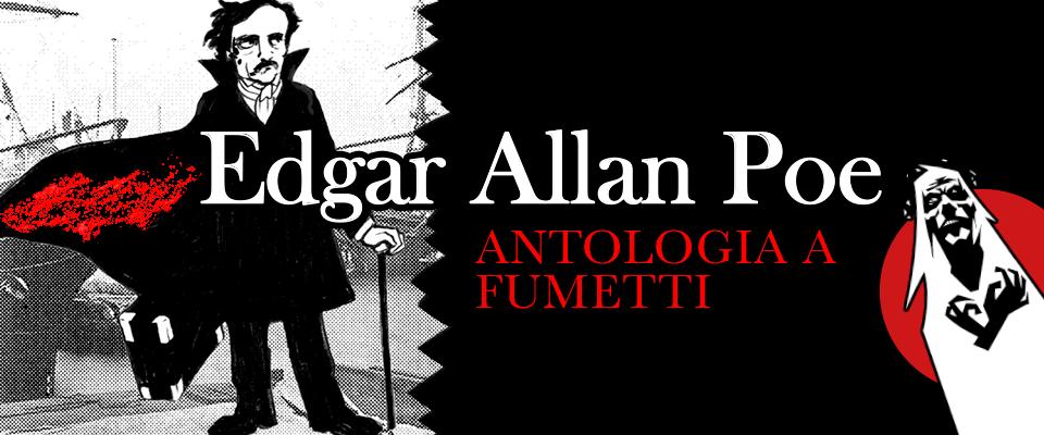 Edgar Allan Poe: Antologia a fumetti