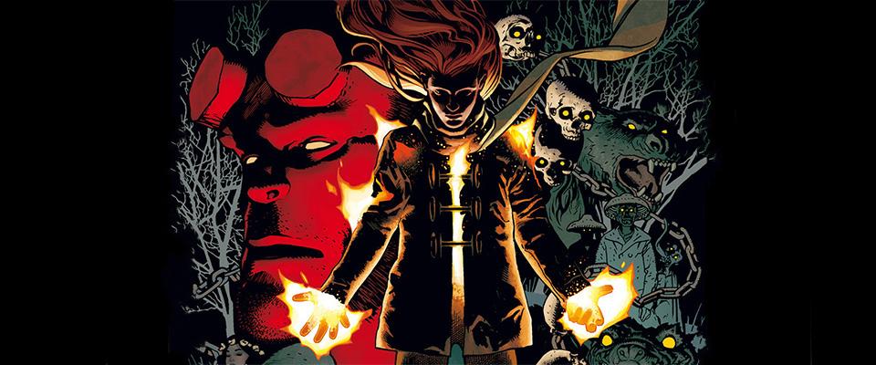 Quattro racconti inediti per Hellboy & B.P.R.D.
